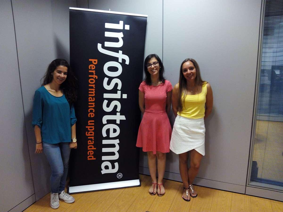 Estágios de Verão - Infosistema University